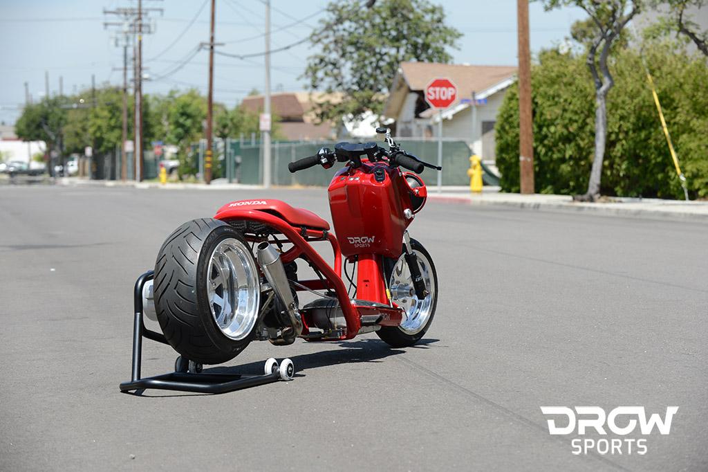 Heymikeyyy Honda Ruckus - DROWsports Blog   Custom Honda & Yamaha Scooter Parts & Lifestyle