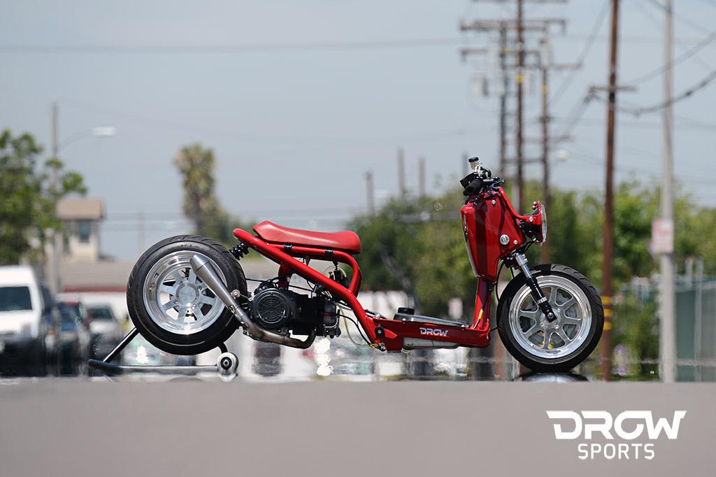Très DROWsports Blog | Custom Honda & Yamaha Scooter Parts & Lifestyle AC46