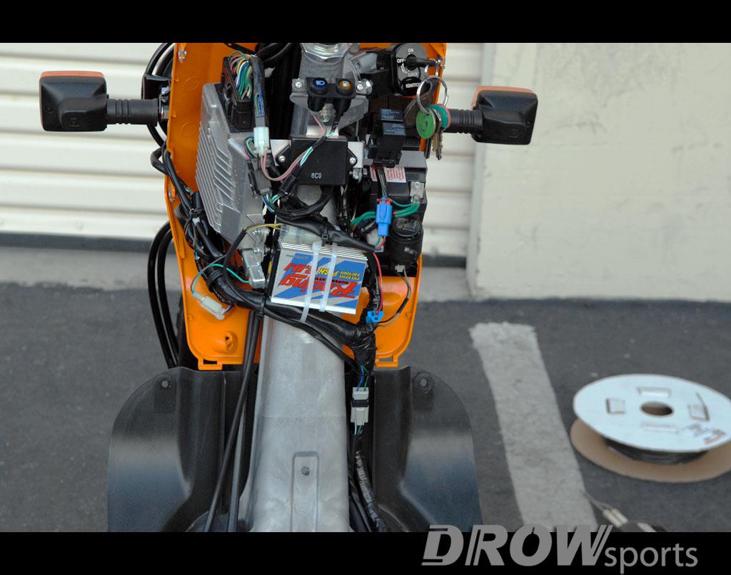 how to install posh cdi unit on honda ruckus drowsports blog rh drowsports com