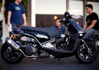 Yamaha Zuma 125 - DROWsports