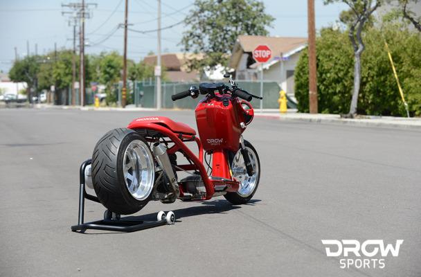 Custom Honda Ruckus Scooter >> Heymikeyyy Honda Ruckus - DROWsports Blog | Custom Honda & Yamaha Scooter Parts & Lifestyle