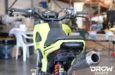TST Grom LED Tail LIght
