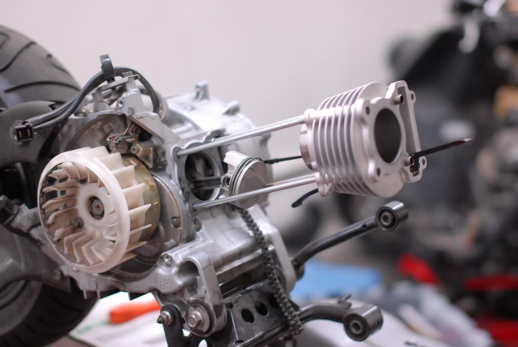 Honda Ruckus 50cc Big Bore Kit - Latest Cars