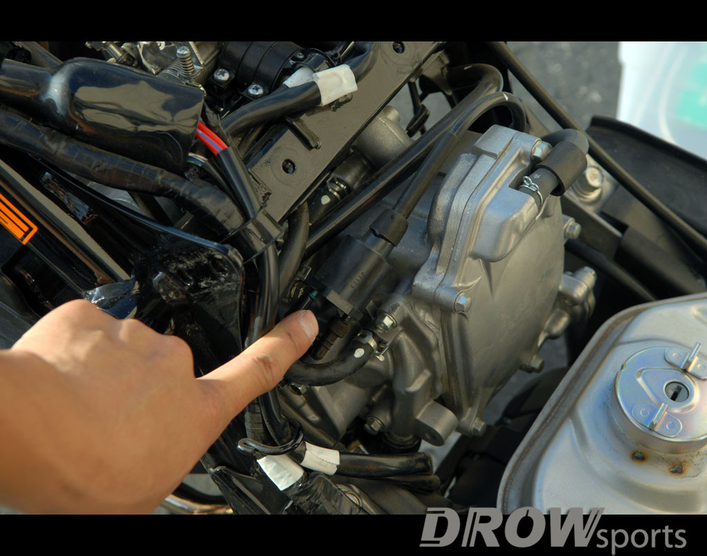 How To Install Posh Cdi Unit On Honda Ruckus Drowsports Blog Metropolitan Wiring Harness Ignition Coil