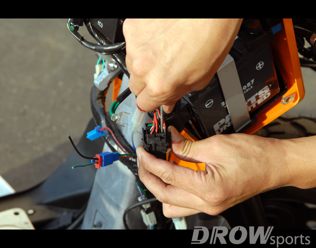 How To Install Posh Cdi Unit On Honda Ruckus Drowsports Blog Wiring Diagram 2007 Power Relay